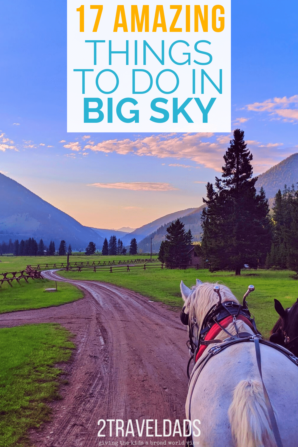 16 things to do in Big Sky, Montana from hiking to eating barbeque on the river, heading to the top of Lone Peak to so much more. And not stalking Tom Brady. #montana #bigsky #mountains #vacation