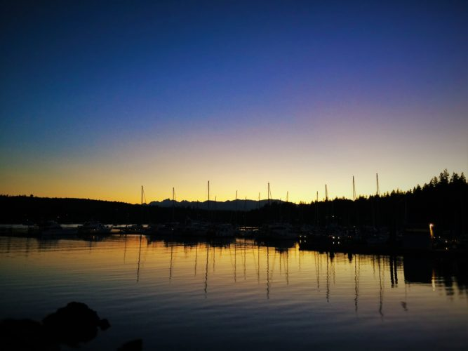 Port Ludlow, Olympic Peninsula: Beautiful Sunsets and Foodie Paradise