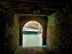 Venice Backstreet Canal