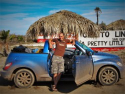 Rob Taylor PT Cruiser Baja