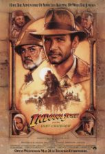 Movie Poster Indiana Jones Last Crusade