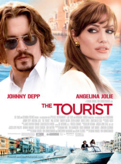 Movie Poster The Tourist