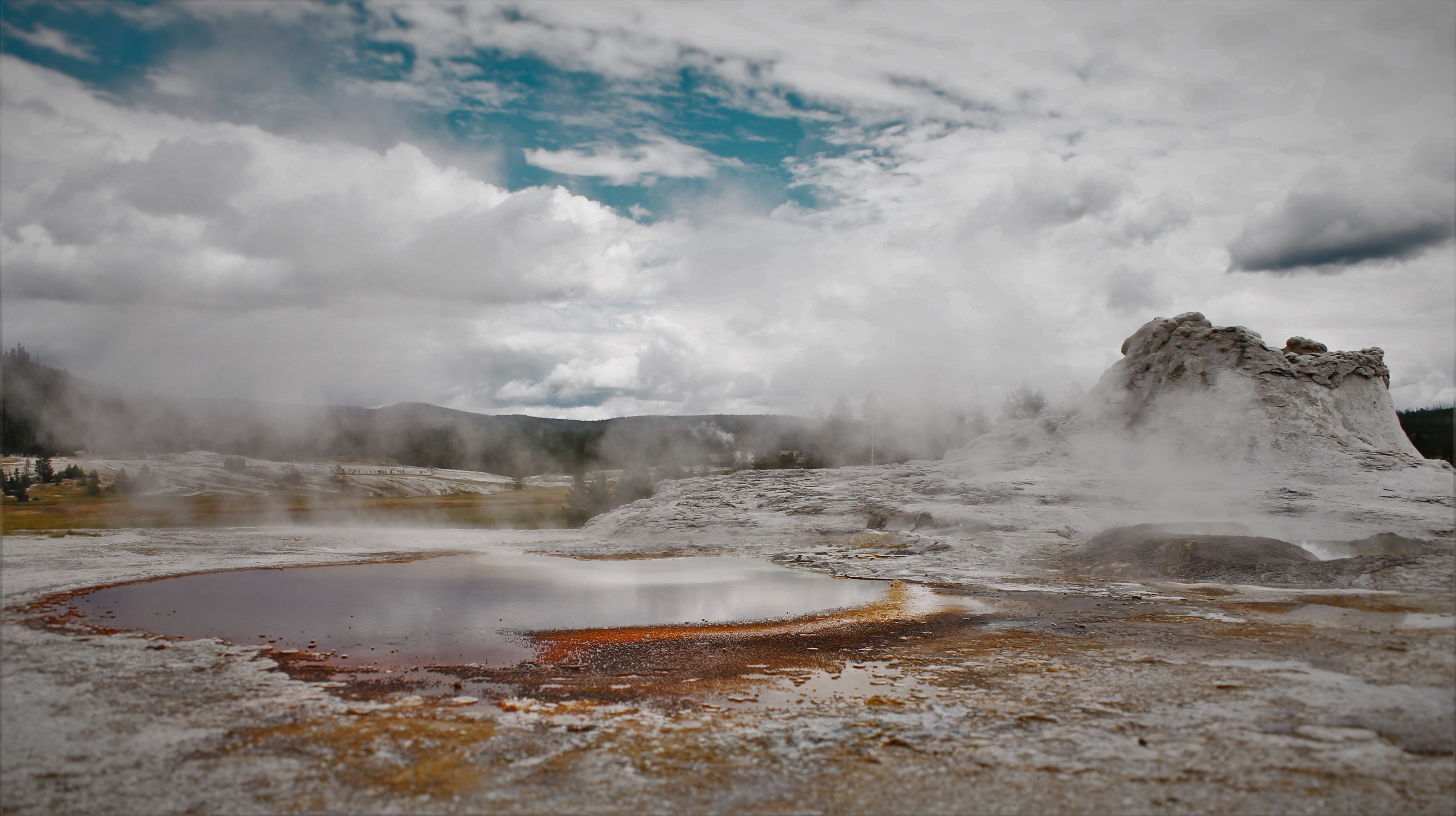 Geysers Of Yellowstone How To Geyser