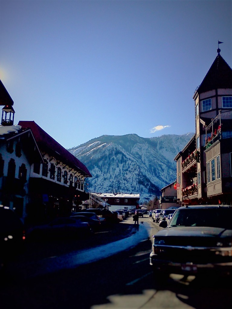 Leavenworth in Winter 1