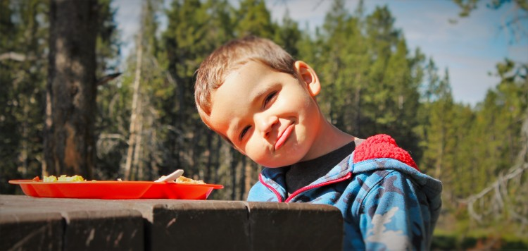 LittleMan Picnic Table Yellowstone 1 header