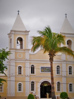 Mission San Jose del Cabo church