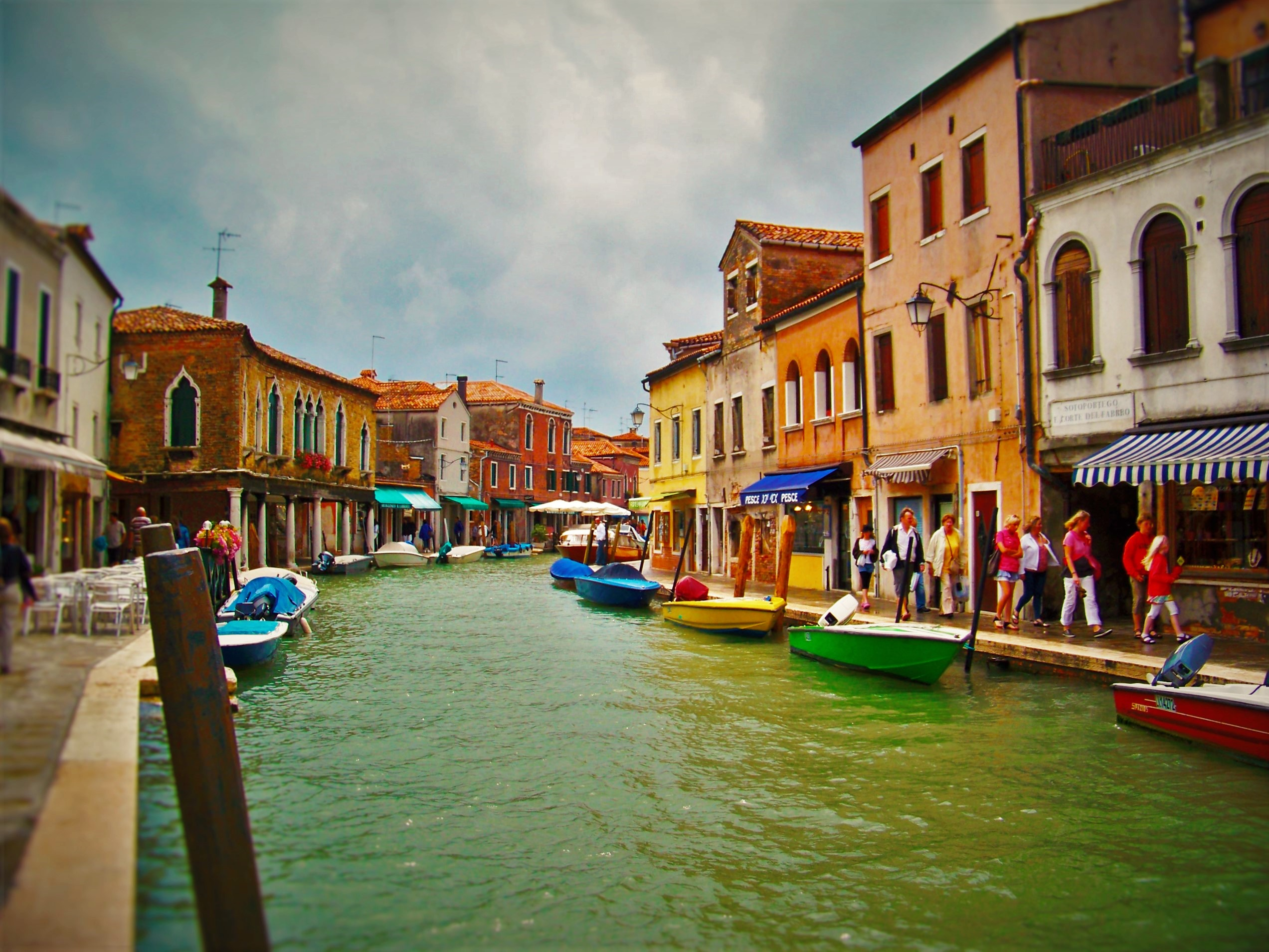 Murano Venice after Storm 2
