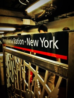 Penn Station Subway New York 1