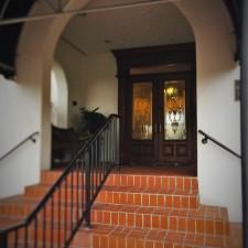 Entrance to Casa Marina Hotel Jax Beach 1