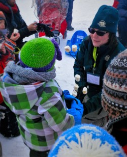 Hot Chocolate and Marshmallows Winterlude Ottawa
