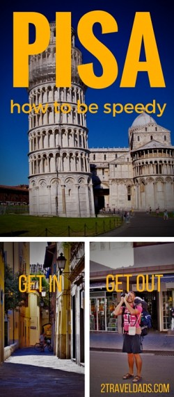 Pisa Italy pin