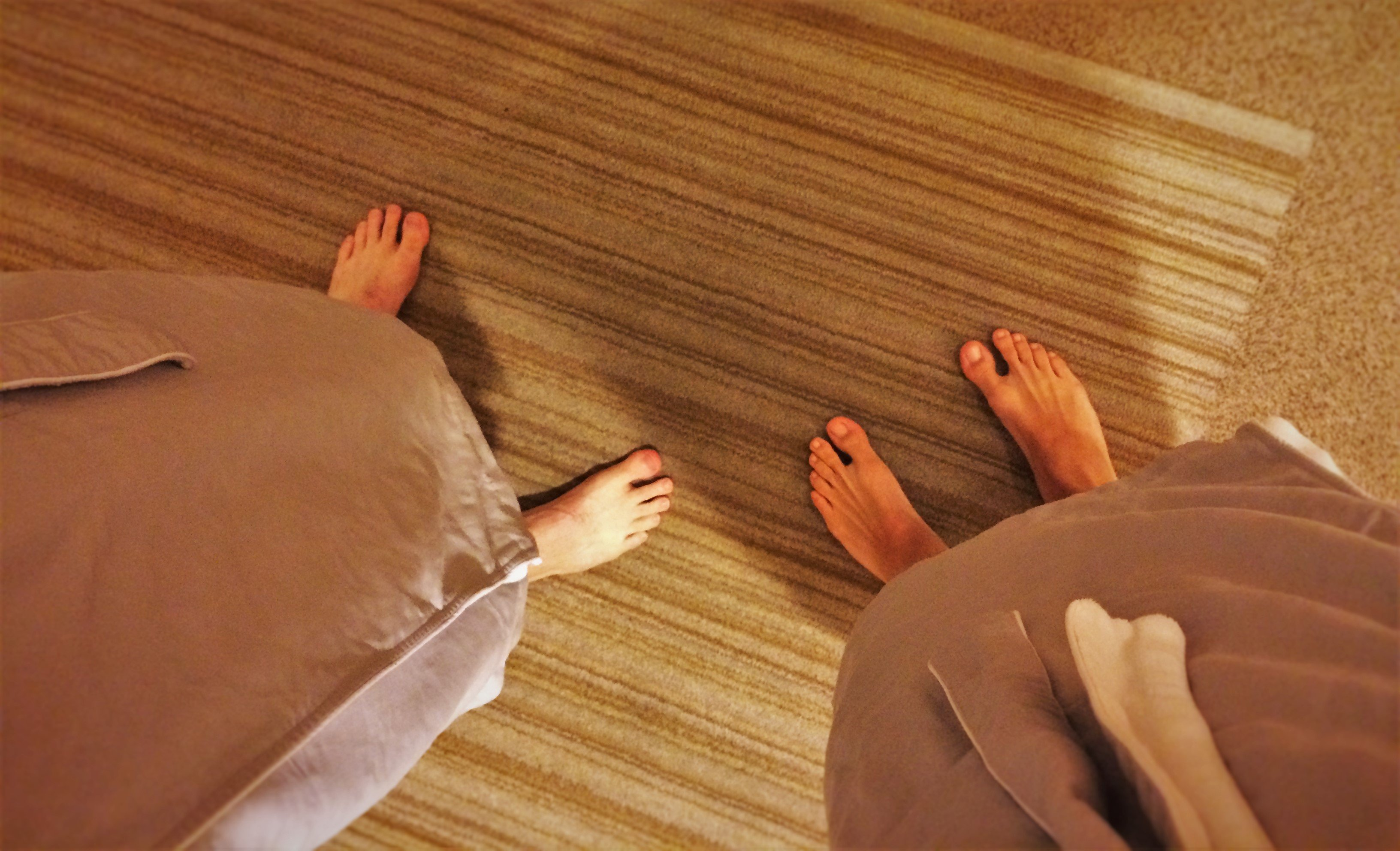 8 Reasons to Lose Your Shoes at the Hyatt Olive 8