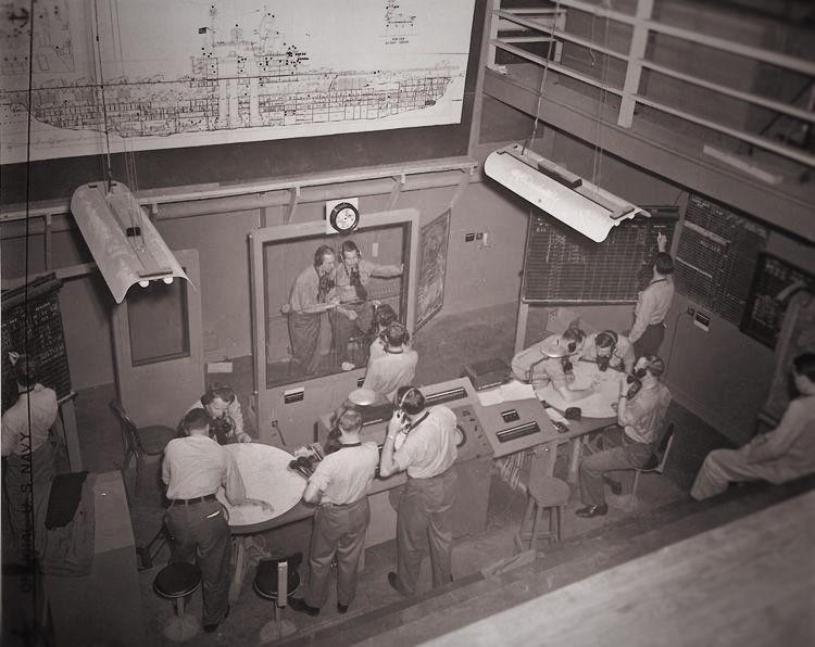 Radar Room at King and Prince St Simons GA