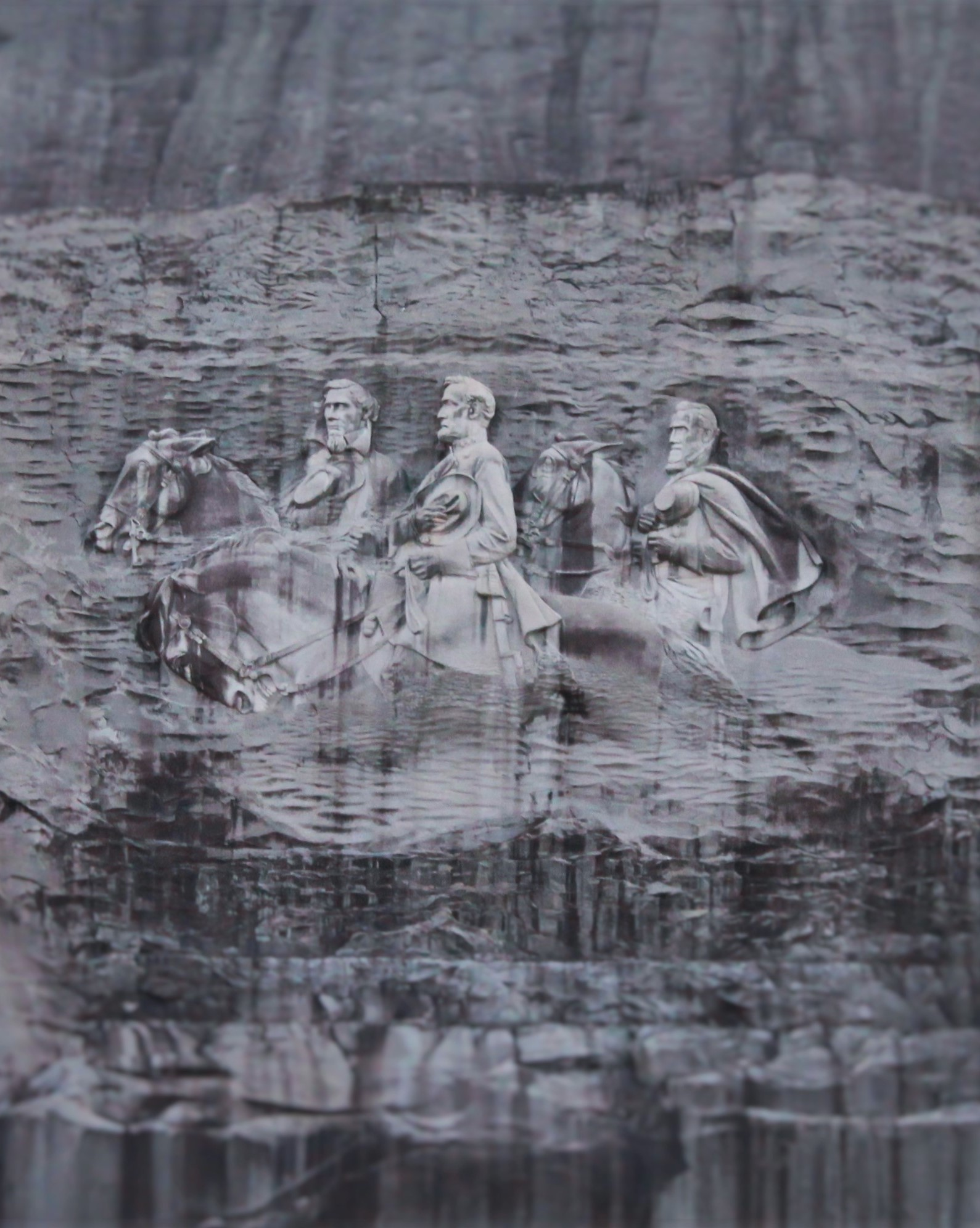 Naacp requests changes to confederate themes at stone mountain