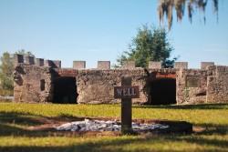 Fort Frederica Natl Monument St Simons GA 1