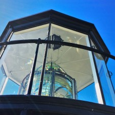 Lantern of St Simons Island Lighthouse Georgia 2traveldads.com