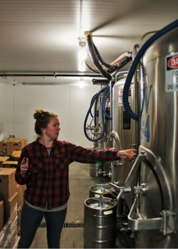 Brewing Procedures and Tanks at Icicle Brewing 1 2traveldads.com (1)