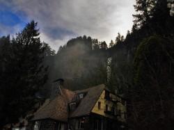 Multnomah Lodge at Multnomah Falls Oregon 2