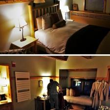 Sleeping Lady cabin room