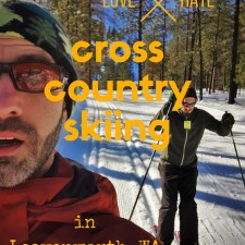 Breaking down the good and the bad of Cross Country skiing and if it's right for you. We've got 7 reasons to both love it and hate it all at once.