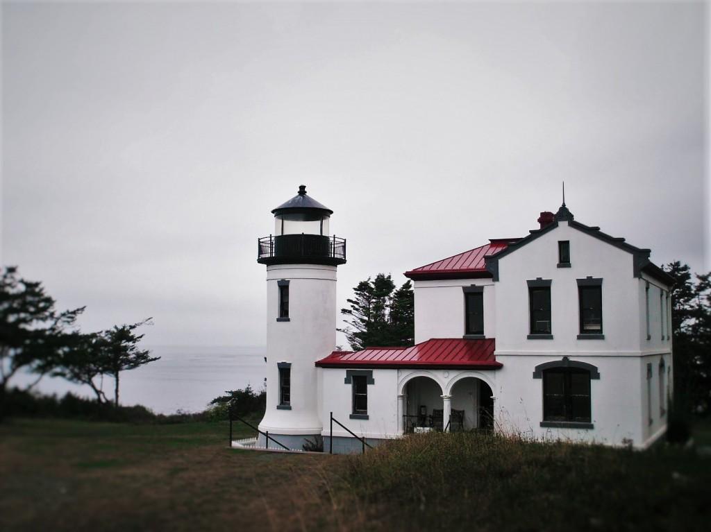 Admiralty Head Lighthouse Whidbey Island Washington 1