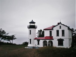 Admiralty Head Lighthouse Whidbey Island Washington 1