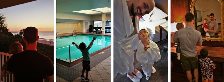 Family Travel Tips Hotel header
