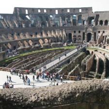 Interior of Colosseum from Lisa Truemper Scott 1