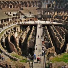 Interior of Colosseum from Lisa Truemper Scott 4