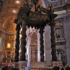 Interior of St Peters from Lisa Truemper Scott 3