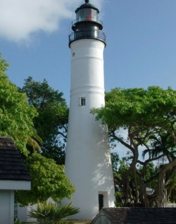 Key West Lighthouse Carmens Luxury Travel