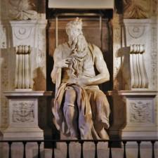 Michelangelos Moses from Lisa Truemper Scott 1