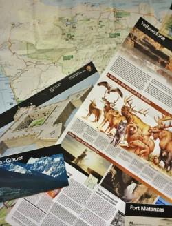 National Parks Maps 2traveldads.com