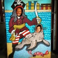 Rob Taylor and LittleMan Port Townsend Maritime Center
