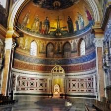 San Giovanni Laterano transcept alter Rome from WyldFamilyTravel 2traveldads.com