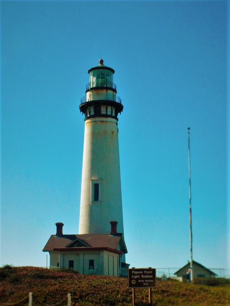 Pigeon Point Lighthouse California 2traveldads.com