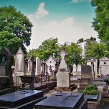 Cemetery at Montparnasse Paris 2traveldads.com