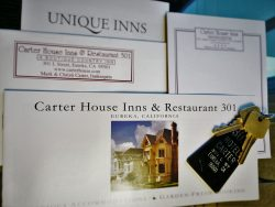 Collateral for Carter House Inn Eureka 1