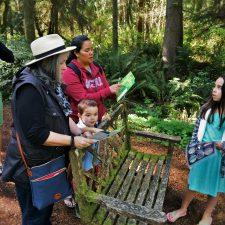 LittleMan and Friends at Bloedel Reserve Bainbridge Island 1