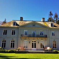 Mansion at Bloedel Reserve Bainbridge Island 1