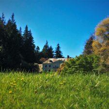 Mansion at Bloedel Reserve Bainbridge Island 2