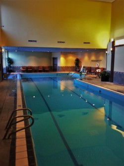 Swimming Pool at Inverness Hotel Denver Colorado 3