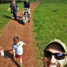 Taylor Family at Bloedel Reserve Bainbridge Island 11