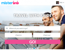 MisterBNB booking site 2traveldad.com
