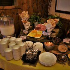 Breakfast buffet at Sierra Restaurant at Tenaya Lodge Yosemite 1