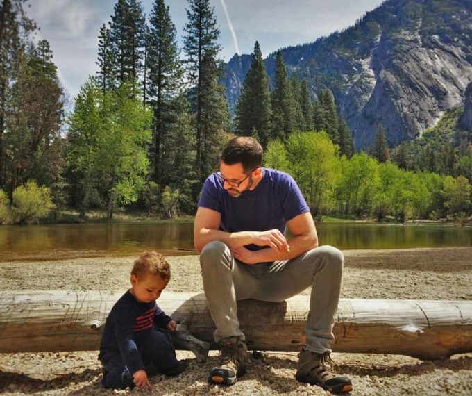 Yosemite Valley Floor Tour: The Amazing Yosemite Valley Tram Tour With Kids