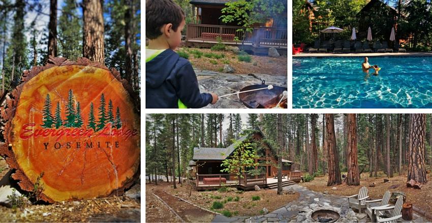 Evergreen Lodge Yosemite features