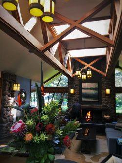Lobby of Bodega Bay Lodge 1