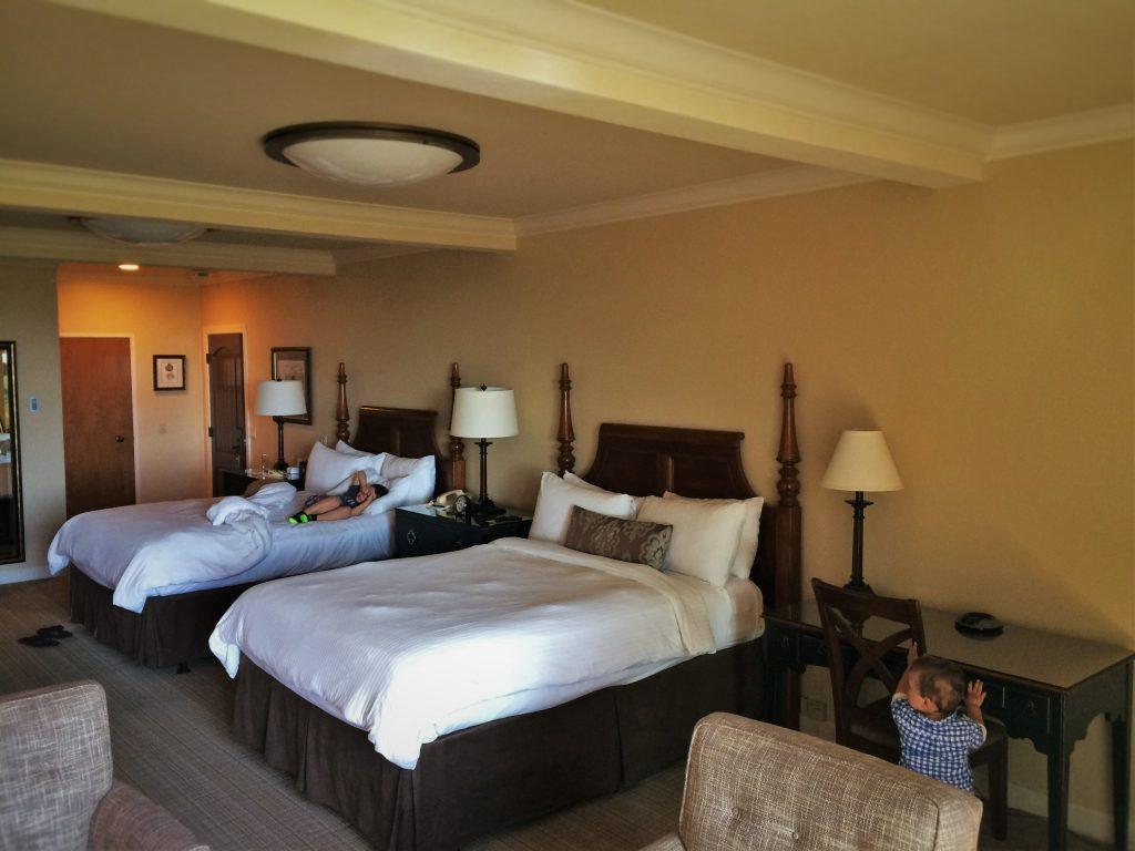 Deluxe Family Room at Bodega Bay Lodge 1