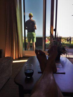TinyMan at Bodega Bay Lodge 1